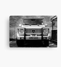 Mercedes G Class Wagon Canvas Print