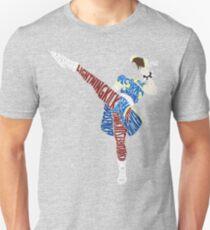 Chun-Li Typography Unisex T-Shirt