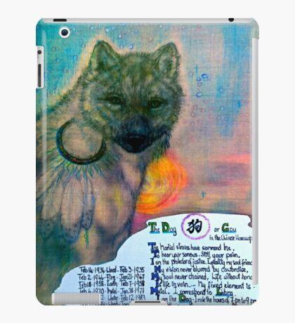 The Dog,;- Chinese Horoscopes, Your Year. iPad Case/Skin