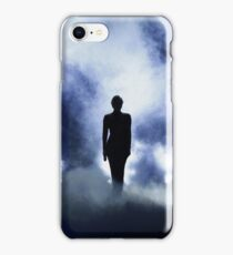 LADY GAGA STAGE SILHOUETTE iPhone Case/Skin