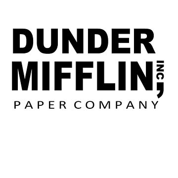 Dunder Mifflin by nylee123