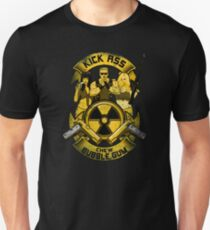 Kick Ass and Chew Bubble Gum! T-Shirt