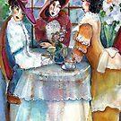 The Gossip Club by Robin Pushe'e