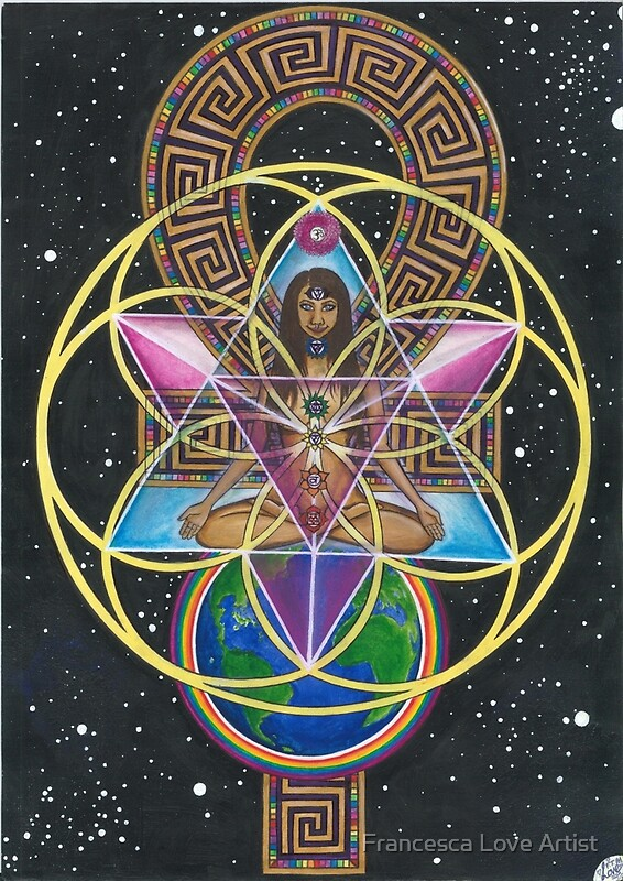 Quot Merkaba Chakra Healing And Immortality Activation