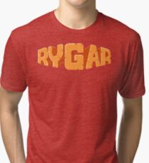 Rygar (NES Title Screen) Tri-blend T-Shirt