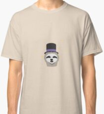 Sloth Wizard with head Classic T-Shirt