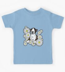English Bull Terrier Pebbles Kids Tee