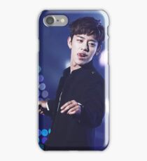 Daehyun Spotlight iPhone Case/Skin