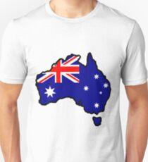 Australia Slim Fit T-Shirt