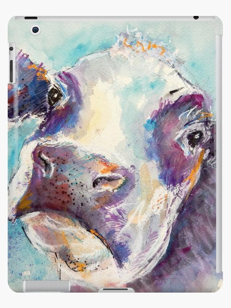 Sanfte Kuh von Louise Fletcher