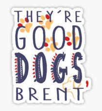 Good Dogs Sticker