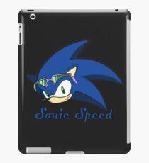 Sonic Speed iPad Case/Skin