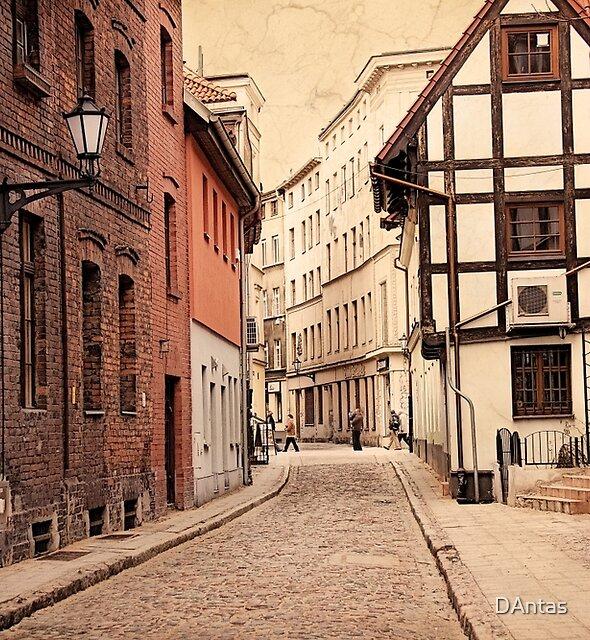 The City of Nicolaus Copernicus by DAntas