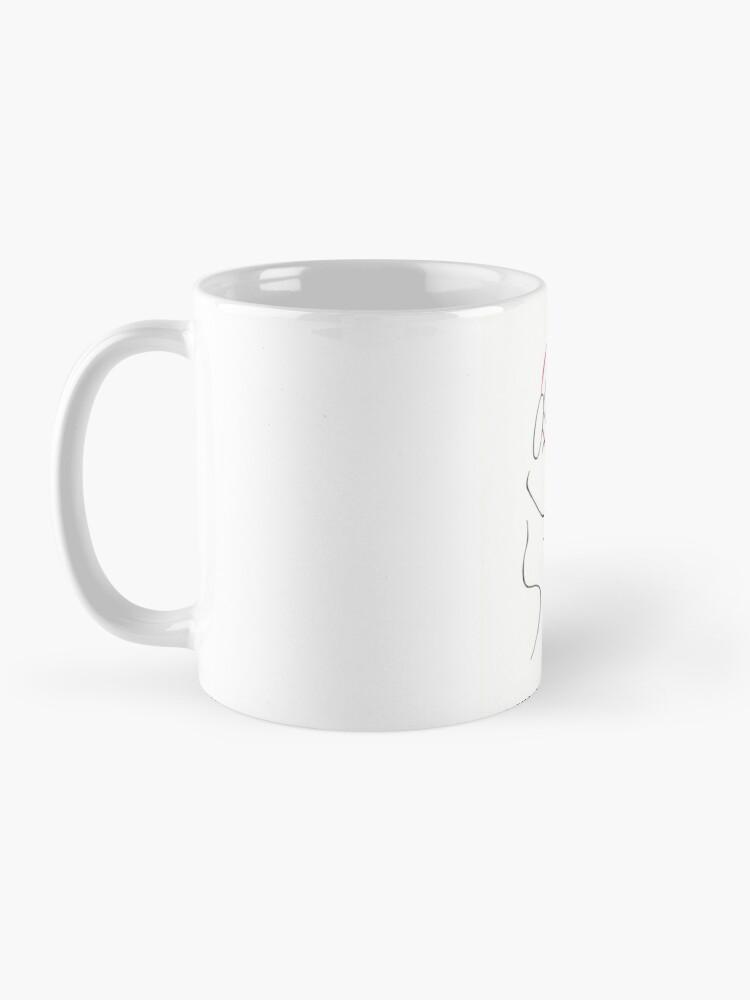 Alternate view of Love Harp! Mug