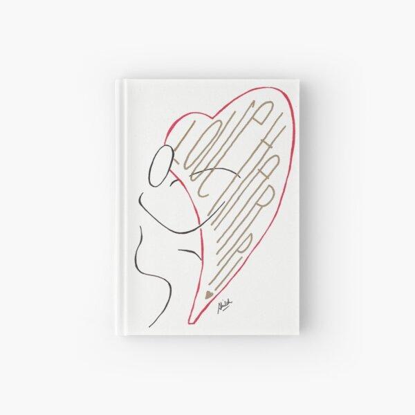 Love Harp! Hardcover Journal