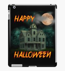 Haunted Mansion - Happy Halloween iPad Case/Skin