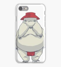 Radish Spirit iPhone Case/Skin