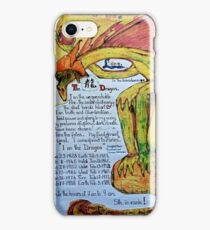 The Dragon. ;-  Chinese Horoscopes, Your Year. iPhone Case/Skin