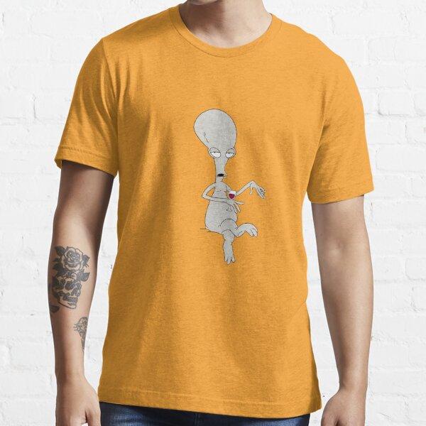 roger american dad Camiseta esencial