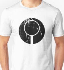 Marathon Symbol - Black Unisex T-Shirt