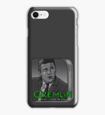 Gremlin...On The Wing! iPhone Case/Skin