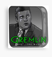 Gremlin...On The Wing! Metal Print