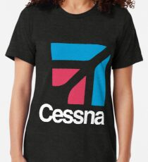 Cessna Tri-blend T-Shirt