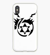 Black Homunculus Symbol Fullmetal Alchemist Coque et skin iPhone
