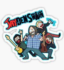JAYDEN SWAIN Sticker