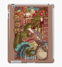 Myazaki's Monsters iPad Case/Skin