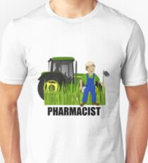 Pharmacist or Farm Assist? T-Shirt