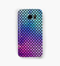 Holographic Mermaid Scales Samsung Galaxy Case/Skin