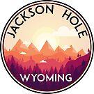 JACKSON HOLE WYOMING Mountain Skiing Ski Snowboard Snowboarding 10 by MyHandmadeSigns