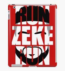 ZEKE iPad Case/Skin