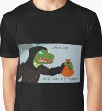 Take My Septims Graphic T-Shirt