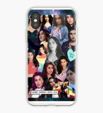 Vinilo o funda para iPhone Lauren Jauregui ahorró el collage de 2016