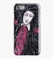 Shreiking Henrietta iPhone Case/Skin