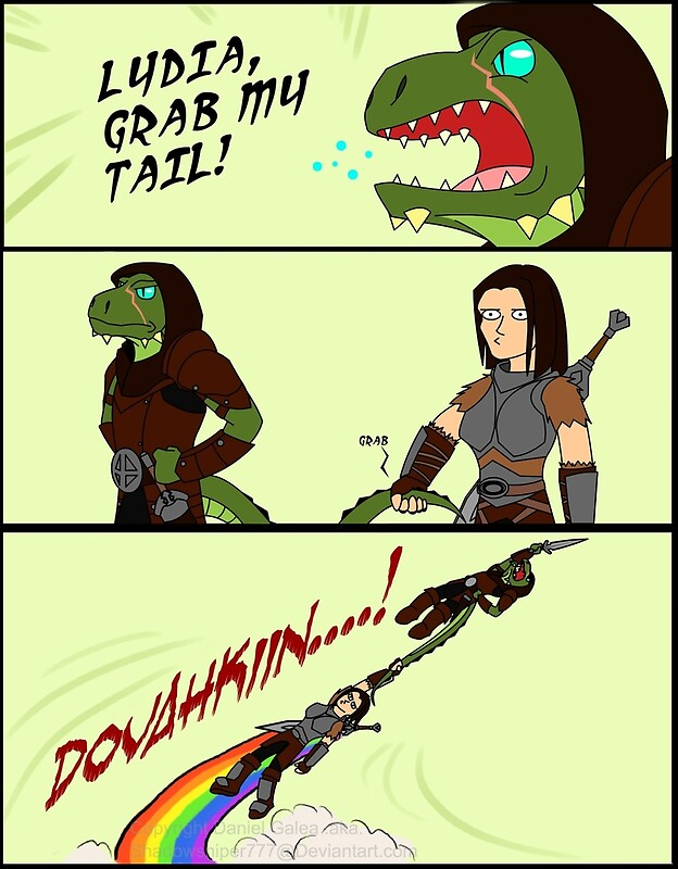 Grab My Skyrim\