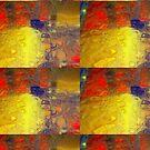 Water Abstract 3 by Deborah Crew-Johnson