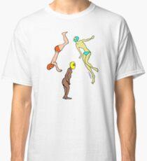 Martians Landing Classic T-Shirt