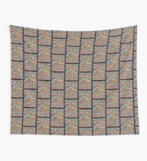Some days are awesome in color  Wall Tapestry