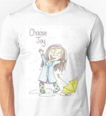 Choose Joy Girl Unisex T-Shirt
