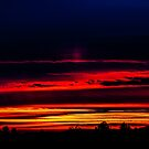 Red Sky in Morning.../Redmond by Richard Bozarth