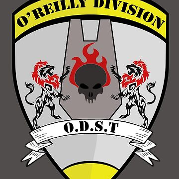 O'Reilly Crest O.D.S.T style by CMOsimon