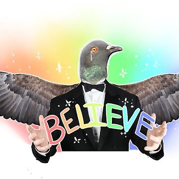 Believe  by Bioticsheep