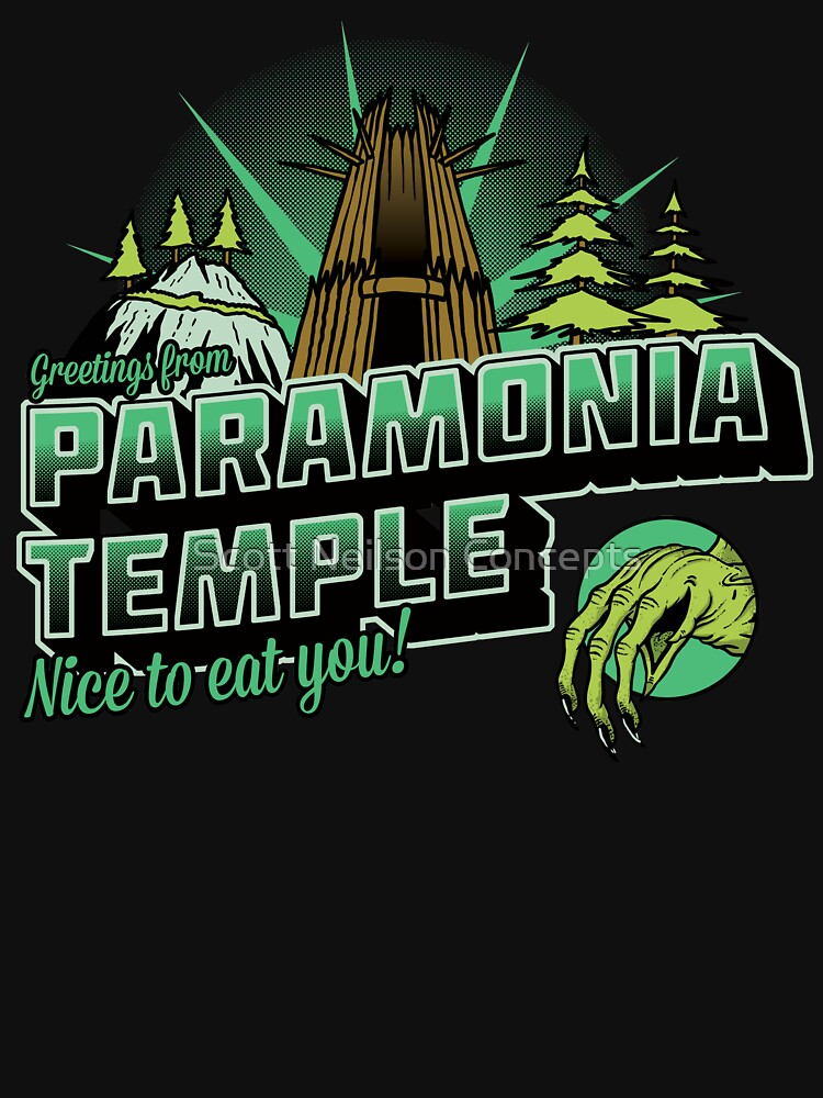 Greetings From Paramonia Temple by neilss1