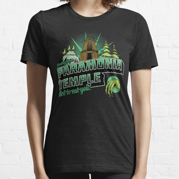 Greetings From Paramonia Temple Essential T-Shirt