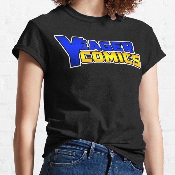 YeagerComics Logo Classic T-Shirt