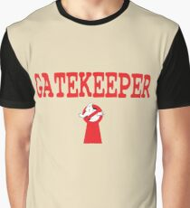 Gatekeeper Graphic T-Shirt
