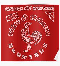 Sriracha - Logo Poster